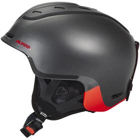 Alpina Spine - Casco de bicicleta - negro